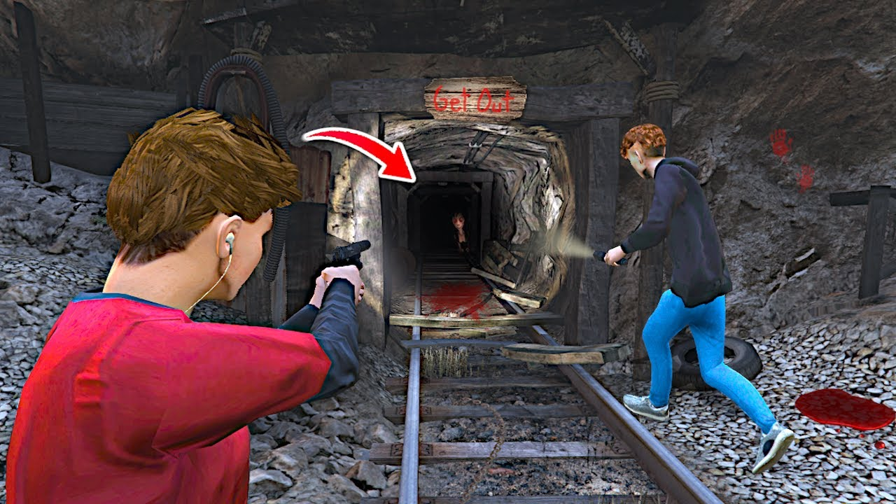 Download DON'T GO Into The TUNNEL At 3AM In GTA 5 RP..