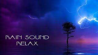 Sonido de tormenta - Relajación natural especial para relajarse y soñar profundamente