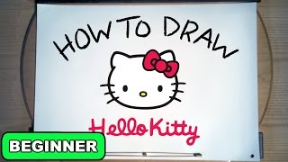 How To Draw: Hello Kitty