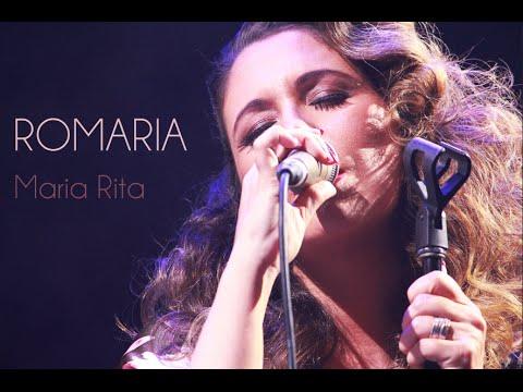 Maria Rita - Romaria - Theatro Net - 23/03/16