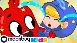 Mila The BABY is CRYING! - My Magic Pet Morphle | Cartoons For Kids | Morphle TV | Mila and Morphle