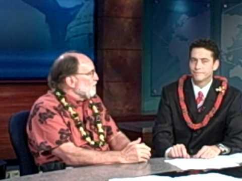 Neil Abercrombie on KITV4 weekend morning news