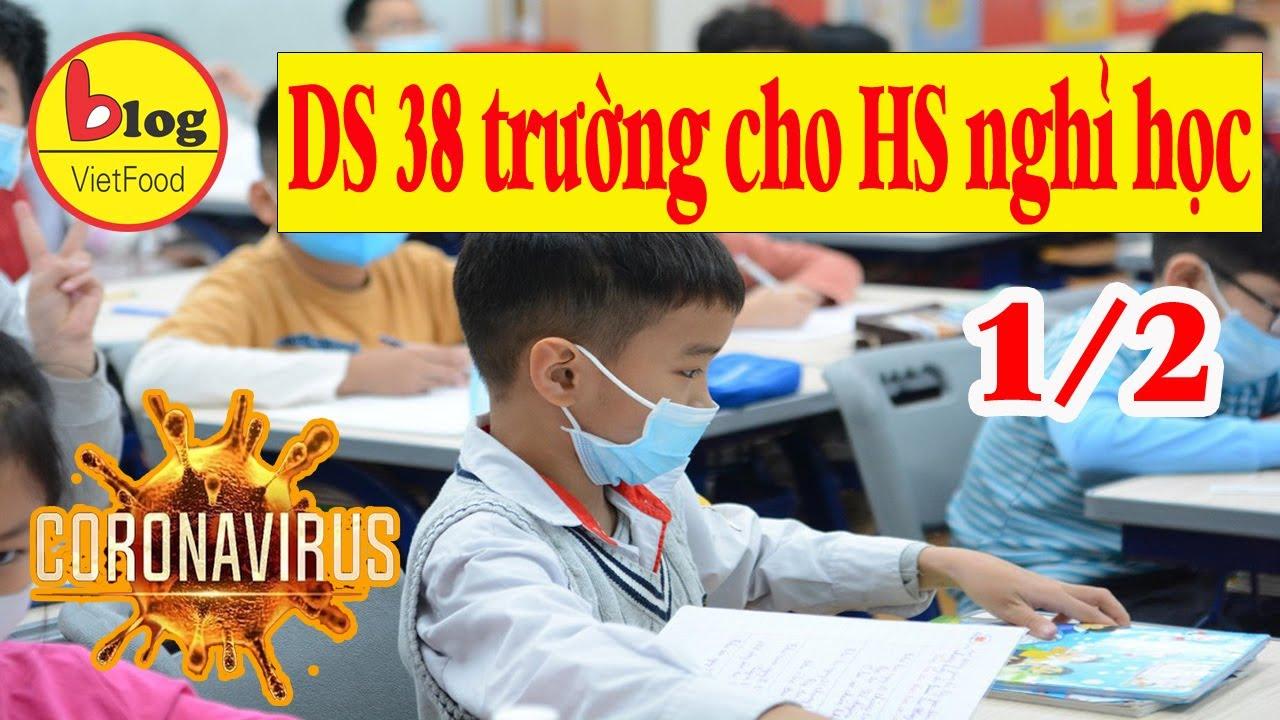 Dịch virus corona: Hơn 38 trường đại học cho sinh viên nghỉ thêm