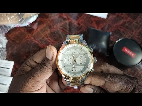 Timex Chronograph Watch Review || Timex TW0EG41HH Men Watch