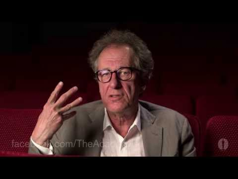 Geoffrey Rush Answers Your Questions