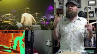 Download Drum Teacher Reacts to Travis Barker - Blink 182 -Dammit - Episode 5 Mp3 and Videos