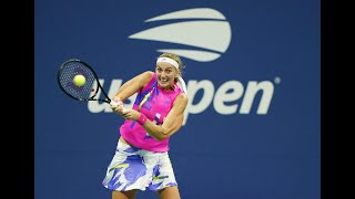 Jessica Pegula vs Petra Kvitova | US Open 2020 Round 3