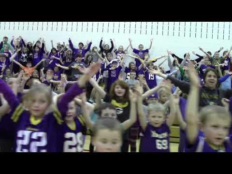 Barnum Schools SKOL Chant