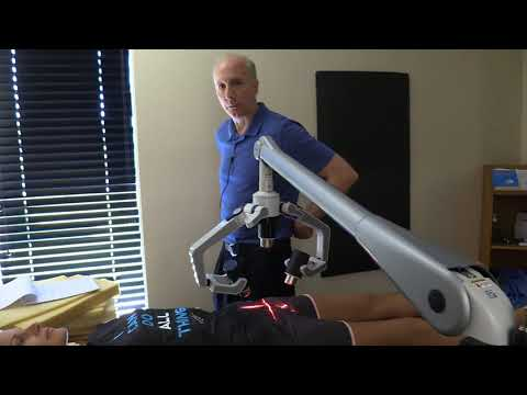 Treating Low Back Pain And Tight Hip Flexors Using Erchonia's FX635 Laser