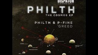 Philth & P-Fine - Greed - DIS091