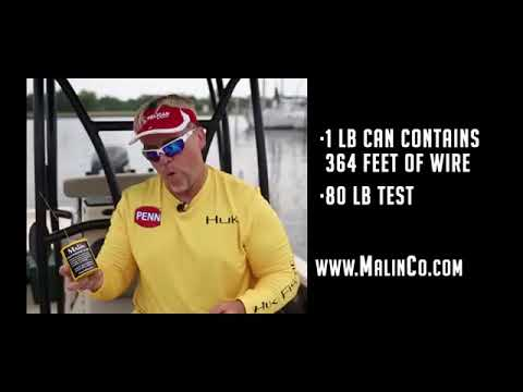 Malin Wire | Malin Stainless Steel Safety Wire Youtube