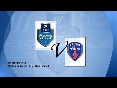 Weston SA Football II V SGS Jan 16