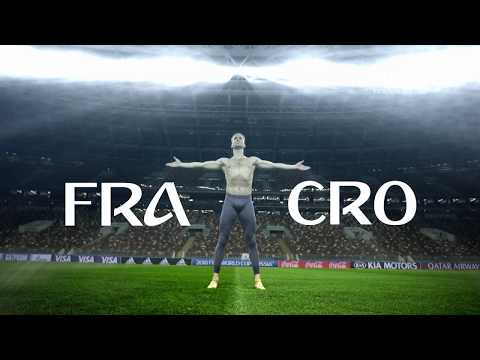 France v Croatia - It's Almost Time For The 2018 FIFA World Cup Final!