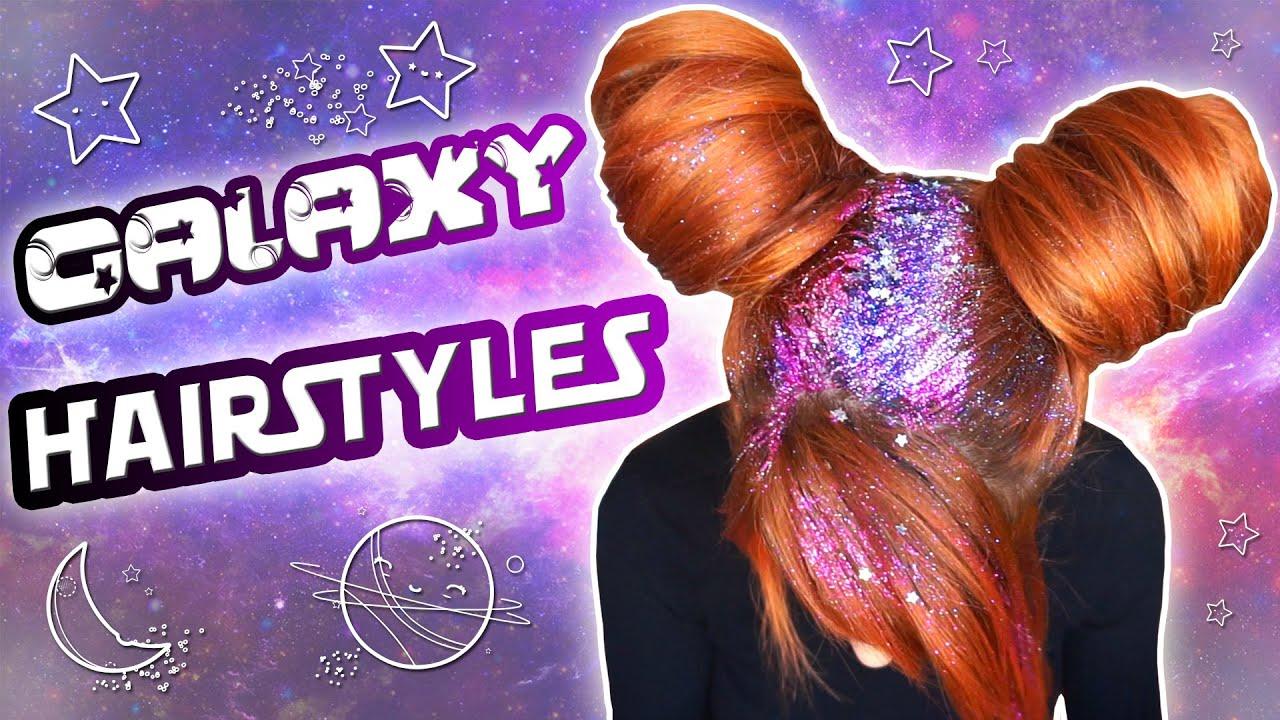 Peinados De Galaxya Moda Instagram Youtube