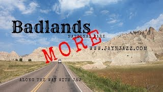 🏞 MORE - Badlands National Park - South Dakota - Explore USA
