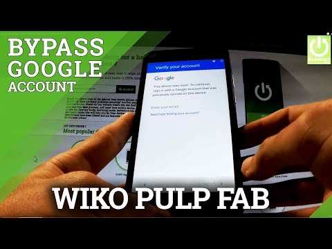 wiko lenny 3 reset frp miracle box remove google account   FunnyCat TV