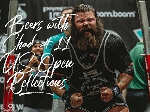 Beers with Chad #11 | US Open Reflections