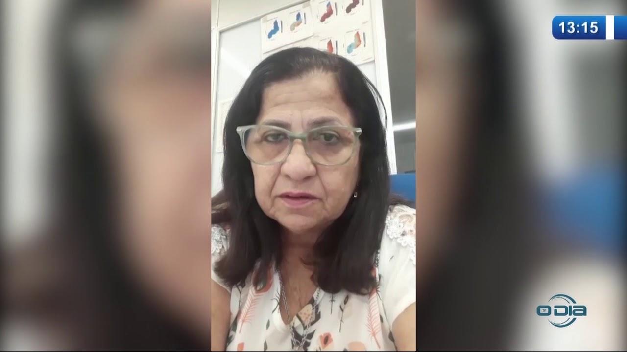 O DIA NEWS 07 02 20 Previsão do tempo aqui no Piauí - YouTube