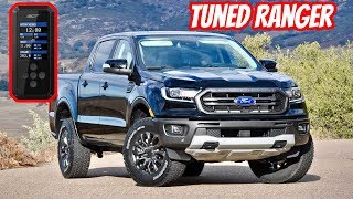 Riding in a Tuned 2019 Ford Ranger