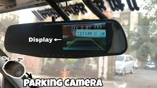 How to install Rear Parking camera and sensors for all cars!!
