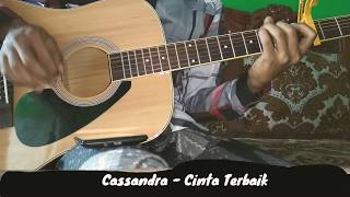 Download Video [Cassandra] Cinta Terbaik - Fingerstyle Cover MP3 3GP MP4
