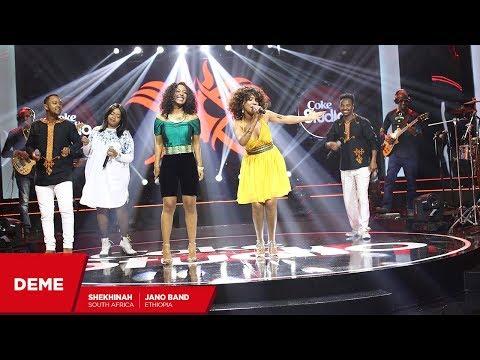 Shekhinah , Jano Band & Gemini Major: DEME – Coke Studio Africa