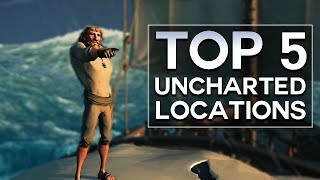 Sea of Thieves - Top 5 Uncharted Locations