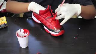 how to dirty bred 11s