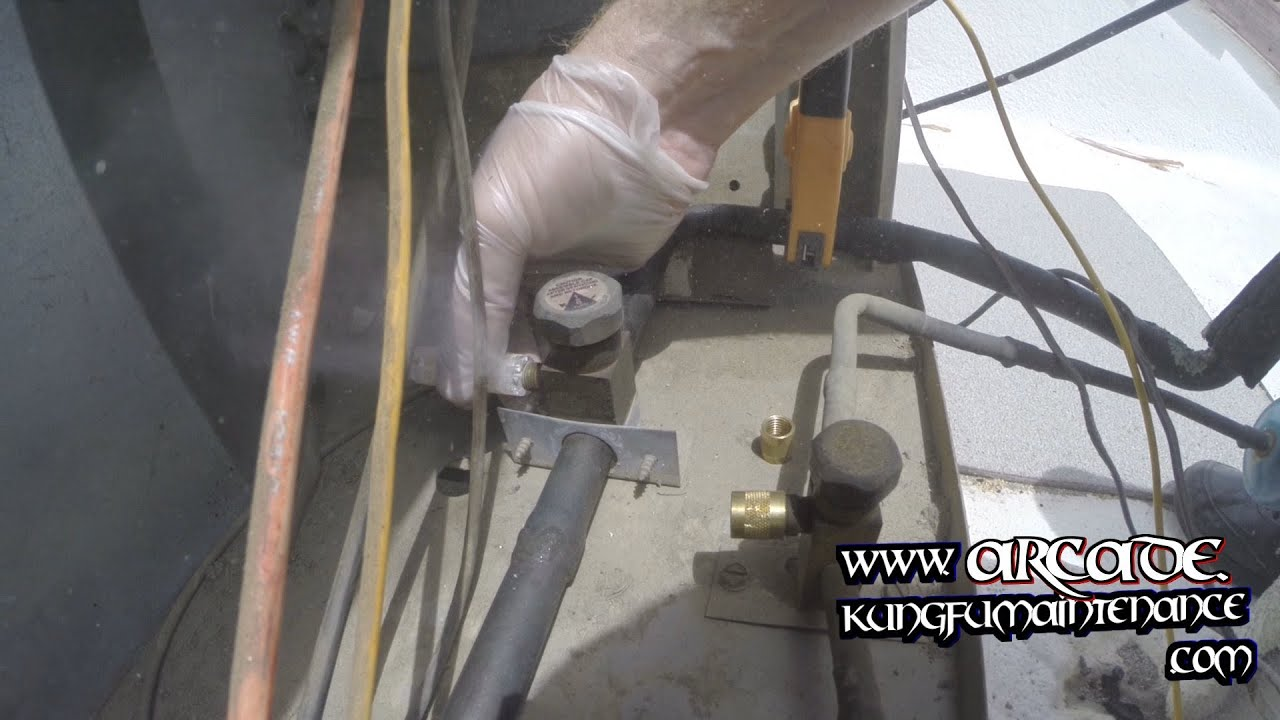 How To Test Air Conditioner Acid Test If Freon Recovered