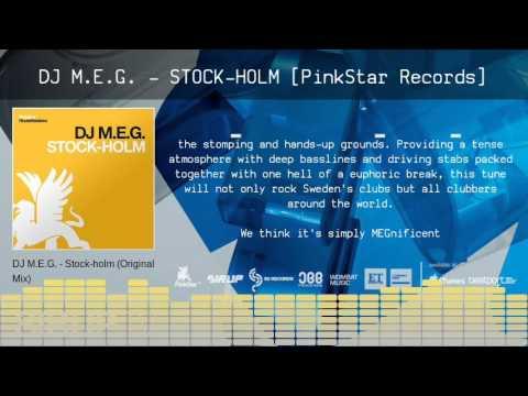 DJ M.E.G. - Stock-Holm [PinkStar] - TEASER