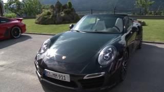 Porsche Treffen 2016 am Glocknerhof Berg in Drautal