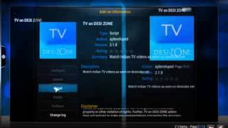 HOW TO INSTALL TV ON DESIZONE NEW LOOK