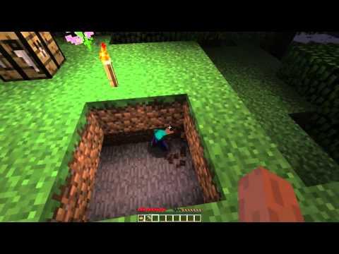 Minecraft Coop часть 1 Начало выживания
