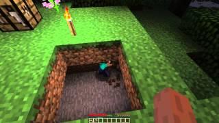 - Minecraft Coop часть 1 Начало выживания