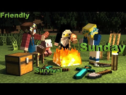 Friendly Sunday Survival Episode 12: The Ideas that Come Together as One