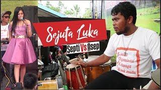 Sejuta Luka Cover Kendang Koplo by Asep ft Septi new.OMEGA Kendal