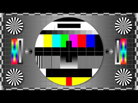 Fantasy Test Card#8 - Terminal D UHD