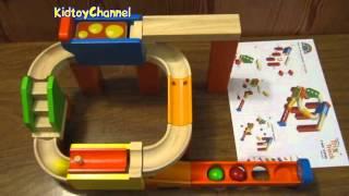 Видео обзоры детских игрушек 2016 - Деревянный ЛАБИРИНТ для детей