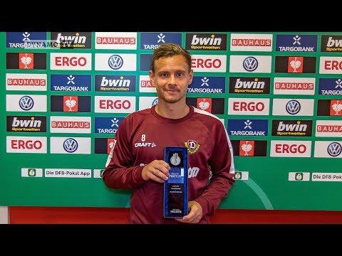 1. Runde DFB-Pokal | TUS - SGD | Stimmen zum Spiel