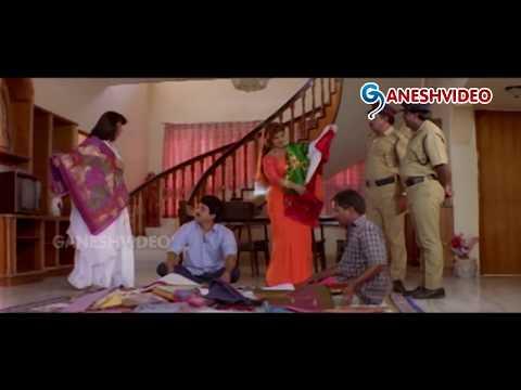 Khaidi Inspector Movie Parts 6/11 - Suman, Rambha, Maheshwari - Ganesh Videos