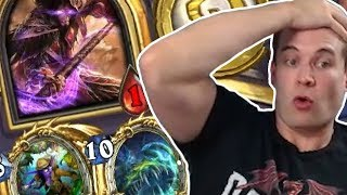 (Hearthstone) Lucking Up