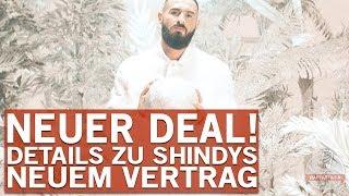 Shindy hat neuen Labeldeal unterschrieben!