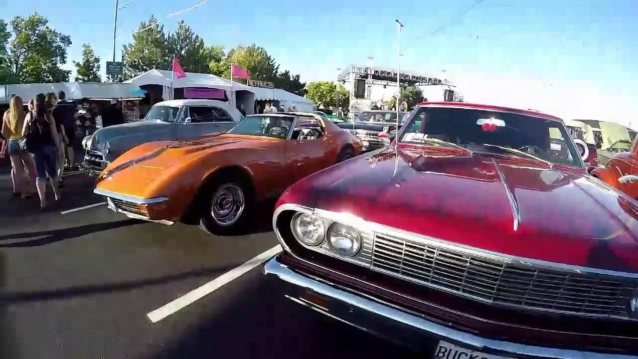 Hot August Nights Car Show Reno YouTube - Reno car show