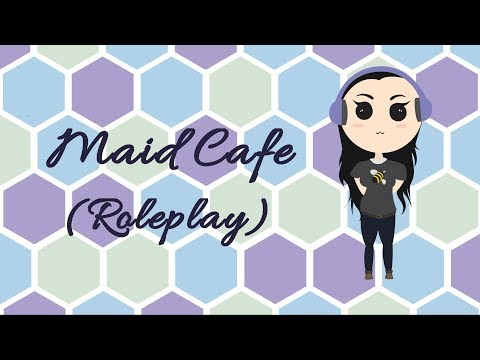ASMR Maid Cafe (Cooking Sounds)