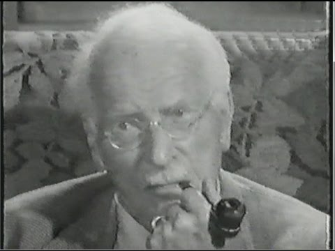 Carl Jung on his first surprising moment of self-awareness