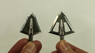 Iron Will Outfitters Broadheads ATA 2020 - wide cut