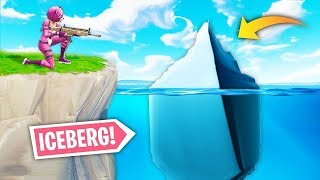 """ICEBERG is VICINO at ISOLA! Where's he going? LET'S WATCH IT!"""" New SKIN SHOP! 🔴 Live Fortnite ITA"""