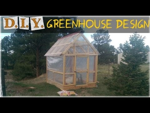 how to build a greenhouse youtube