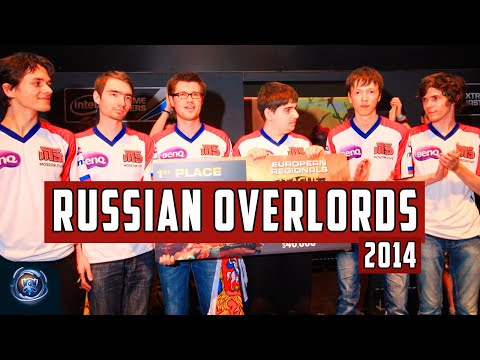Our Russian Overlords - Alex Ich and Gambit Gaming/Moscow 5 Tribute