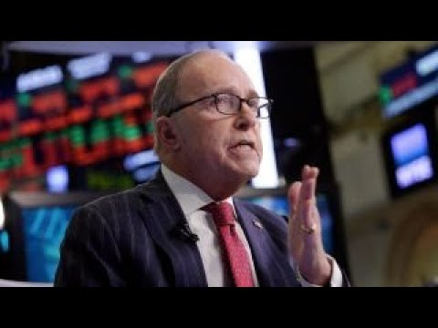 Kudlow: We\'re operating from a greater position of economic strength